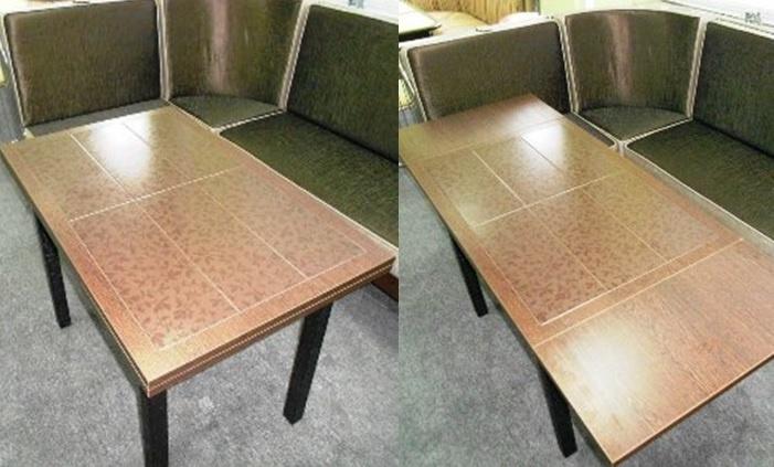 Собрание стол  Кедр П - 4