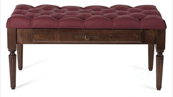 Мебелик  Банкетка Оливия эко-кожа - 3
