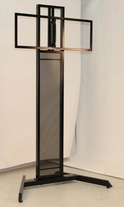 Allegri Техно-3 угловой стенд сетка  - 6