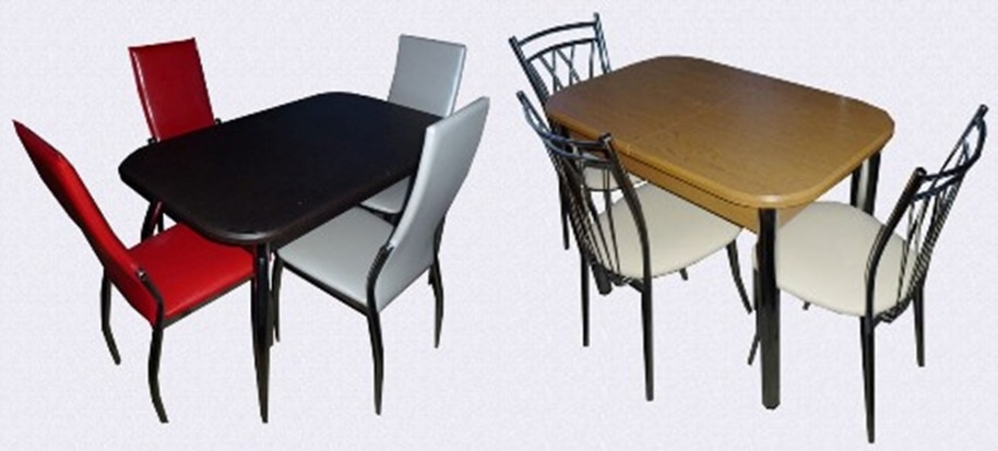 Собрание стол Колибри - 6
