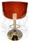 Барный стул LMZ-4905 черный - 2