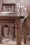 Мебелик Стол обеденный Меран 01 раздвижной 120(170)х80 - 1