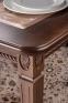Мебелик Стол обеденный Меран 01 раздвижной 120(170)х80 - 3