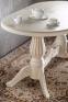 Мебелик Рифей 01 слон. кость/патина раздвижной 160(200)х90 - 2