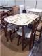 Кубика стол Портофино-1 с рисунком - 9