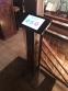 Allegri напольная подставка под планшет iPad - 8