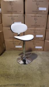 Барный стул LMZ-1098 белый