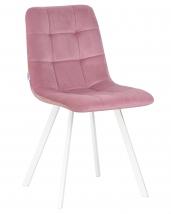 LML-8025 Alex Square White розовый велюр