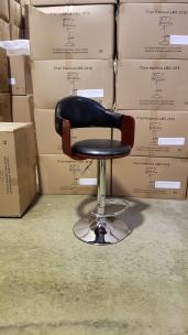 Барный стул LMZ-1052 черный