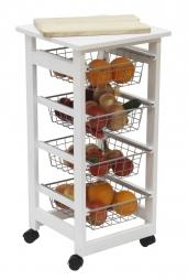 Мебелик Подставка кухонная В 43Н