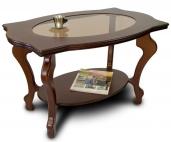 Мебелик Берже-1С темнокоричневый