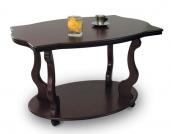 Мебелик Берже-3 темнокоричневый