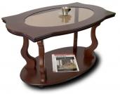 Мебелик Берже-3C темнокоричневый
