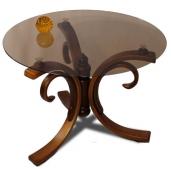 Мебелик Миледи среднекоричневый