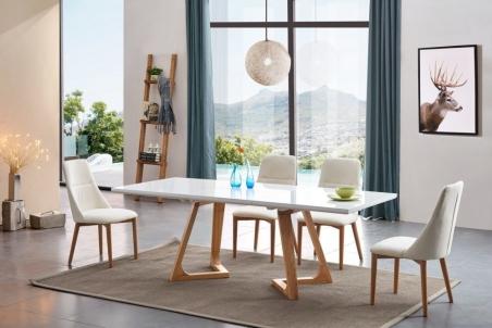 Деревянный стол MK-5500-WT
