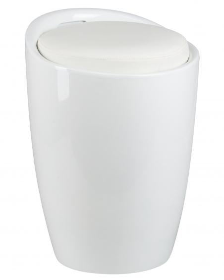 Табурет 1100 с местом для хранения (пластик)