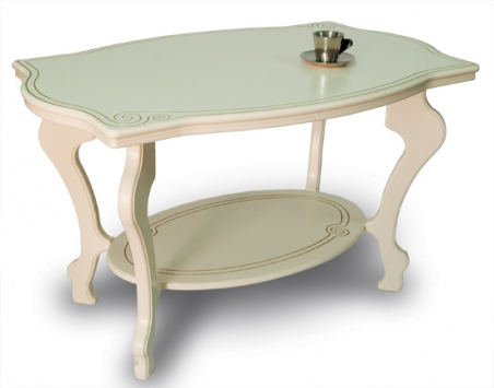 Мебелик Берже-1 слоновая кость