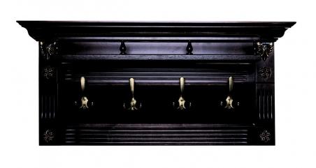 Вешалка в прихожую Мебелик Сильвия Н5