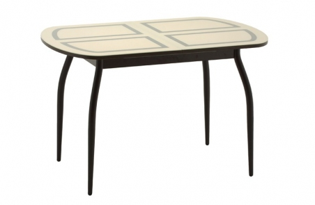 Кубика стол Портофино-1 с рисунком
