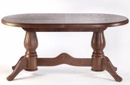 Мебелик Рифей 01 орех раздвижной 160(200)х90