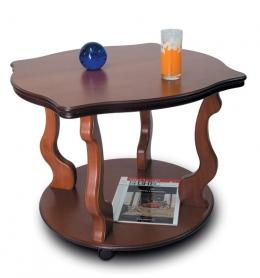 Мебелик Берже-4 среднекоричневый