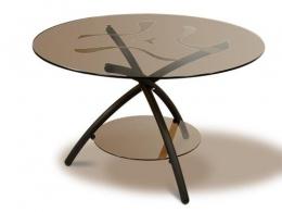 Мебелик Дуэт 3 черный