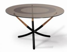 Мебелик Дуэт 4Н черный