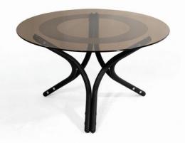Мебелик Дуэт 6 черный
