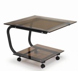 Мебелик Дуэт 9 черный