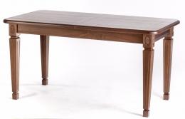 Мебелик Меран 03 орех раздвижной 150(200)*80